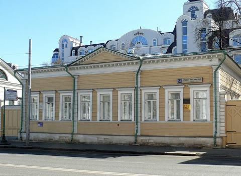 Дом-музей дяди Пушкина А.С. в Москве