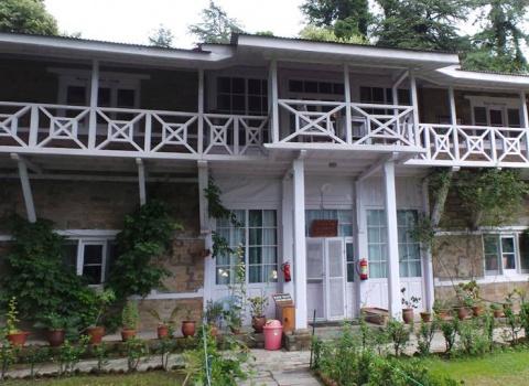 Дом Н.К. Рериха в Гималаях